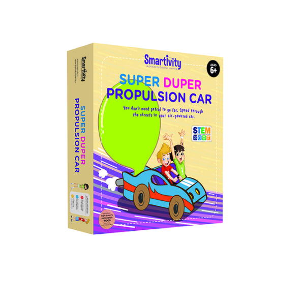 Propulsion Car Box Web